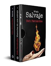 Estuche bilogía Salvaje : Edición limitada. Regalo de un colgante inspirado en la bilogía ) par Bebi Fernández