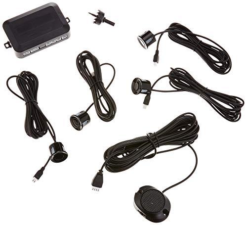 M-Tech CP7B Einparkhilfe 4 Sensoren mit Lautsprecher Schwarz