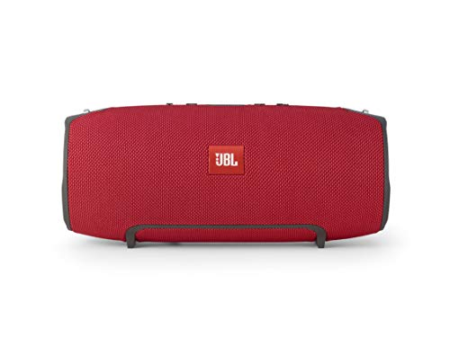 Xtreme Sistema Audio Portatile, Splashproof, Bluetooth, Wireless, Rosso