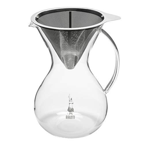 Bialetti 5473 Filtre à café, Acier Inoxydable, Argent, 30 x 20 x 15 cm