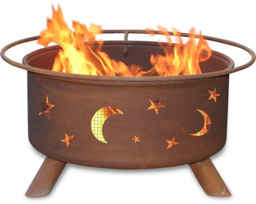 Patina Products F100, 30 Inch Evening Sky Fire Pit F100