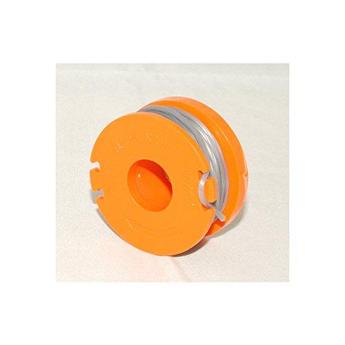 Bobina de cable para cortabordes apto para Worx wg16524V Li-Ion libre Schneider