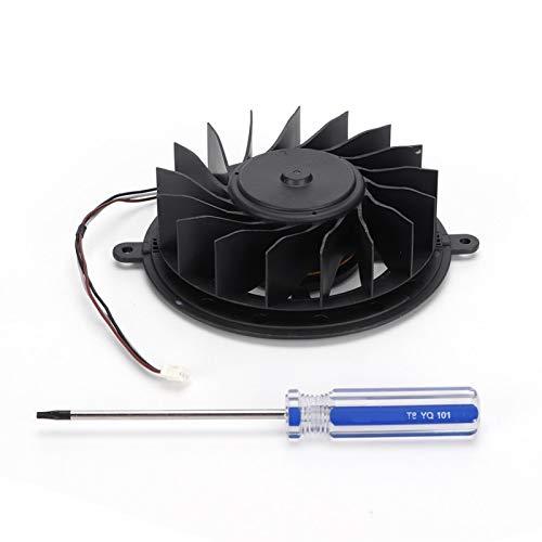 DAUERHAFT Ventilador de refrigeración Profesional para Consola de Juegos PS3 para Consola PS3 Ventilador Incorporado