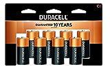 Best C Batteries - Duracell - Coppertop C Alkaline Batteries with recloseable Review