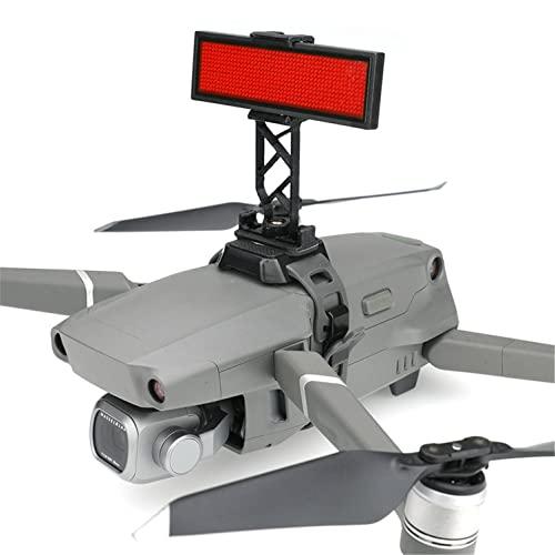 Freljorder Pantalla de Pantalla LED Soporte de Placa de Pantalla DIY para dji Mavic Air 2 / Pro/FIMI X8