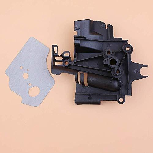 HaoYueDa Juego de Juntas de colector de admisión Apto para Honda GX35 UMK435 HHT35S 35cc, pequeño Motor de Gasolina, desbrozadora, reemplazo de desbrozadora
