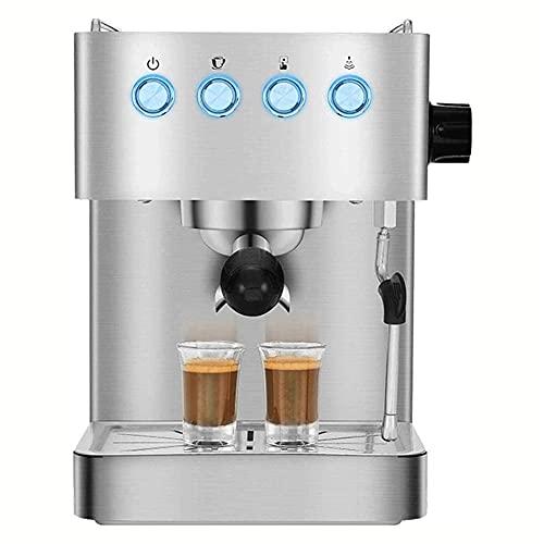 Ekspres do kawy, 1450W Wysoka wydajność Nie przeciekająca zdejmowana ekspres do kawy z czołgiem wodnym, dla hoteli, pokoi, biur, kuchni itp