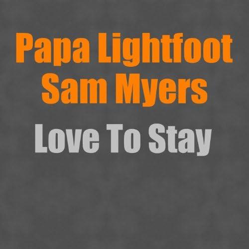 Papa Lightfoot & Sammy Myers
