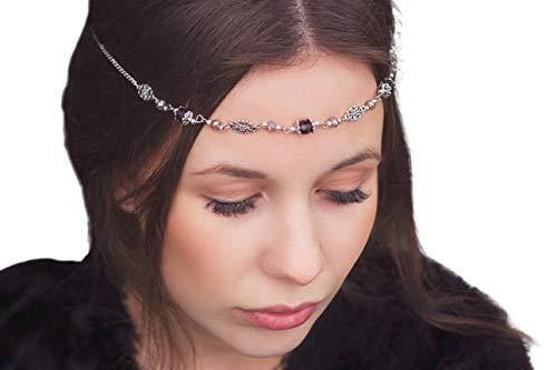 Haarband, Tiara, Stirnband - Avelina