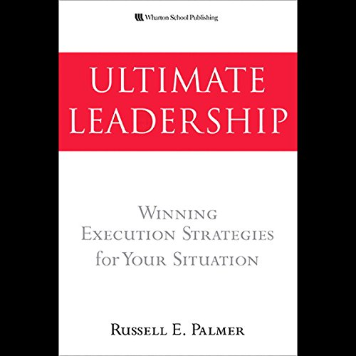 Ultimate Leadership audiobook cover art
