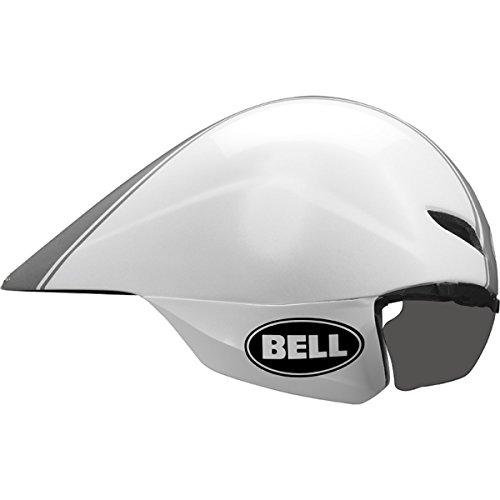 BELL Javelin Helmet White/Silver Star, S - Men's
