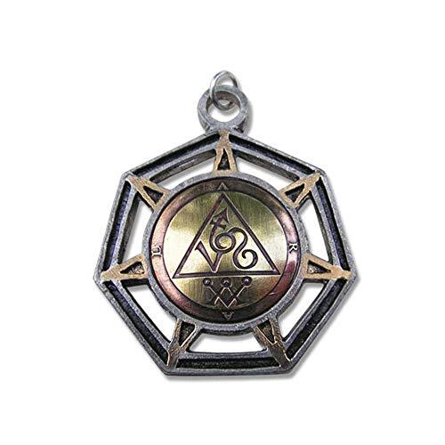 Anhänger Talisman Amulett Aral Engel des Feuers - Mut, positive Einstellung und Glück