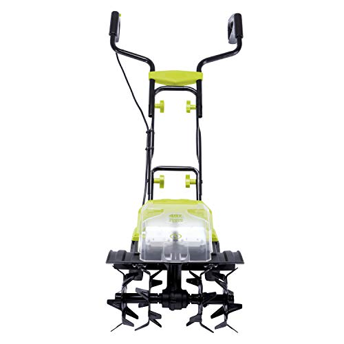 Sun Joe 24V-X2-TLR14-CT Cordless Front Tiller/Cultivator 4 Tines, Tool Only
