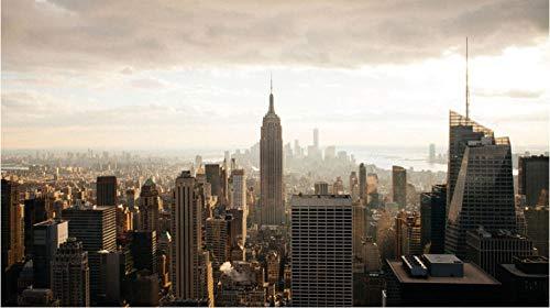 NOBRAND Rompecabezas Rompecabezas 1000 Piezas Rascacielos Empire State Building Puzzle De 1000 Piezas