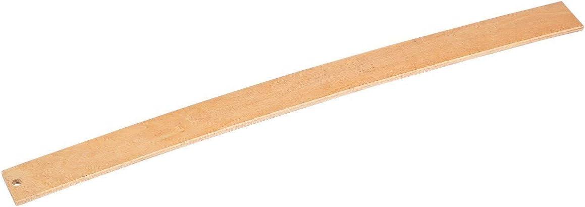 Nordlinger Pro: lámina de madera para somier, Transparente, 741000