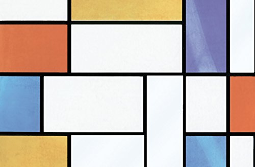 Fablon Fine Décor Rollo de plástico Adhesivo (67,5 x 200 cm), diseño de...