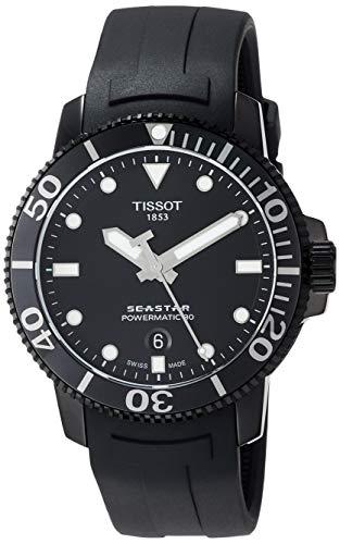 Tissot Herren-Taucheruhr Seastar 1000 Powermatic 80 T120.407.37.051.00
