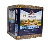 Kalmbach Feeds All Natural Poultry Block, 25 Lb