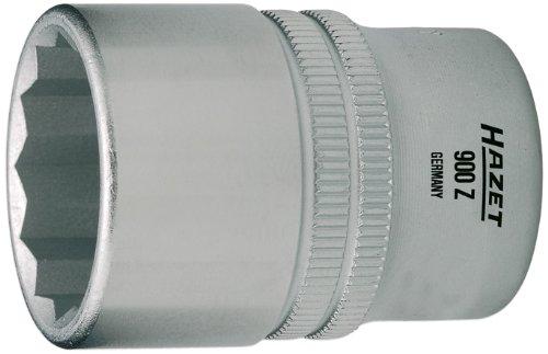HAZET 900Az-1.1/8 Doppel-Sechskant Steckschlüssel-Einsatz