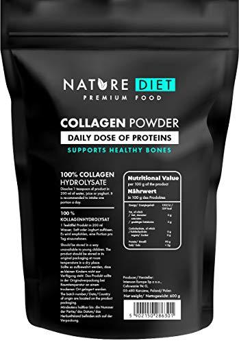 Nature Diet, collagene in polvere, 600 g