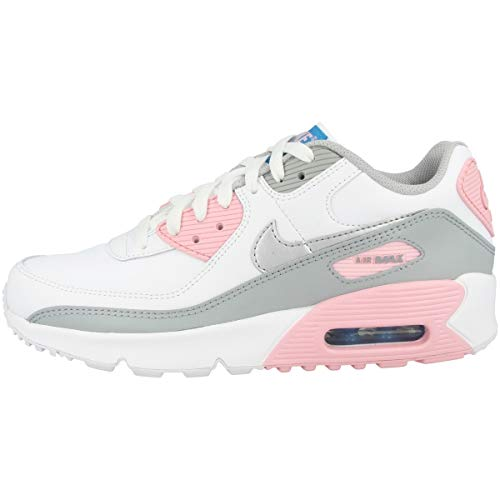 Nike Unisex Kinder Sneaker Low Air Max 90 Leather (GS)
