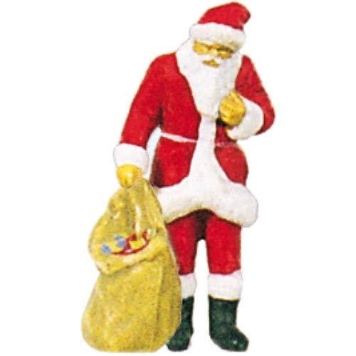 Preiser 1/87th–pr29027–Modelleisenbahnen–Weihnachtsmann mit Sack Geschenke
