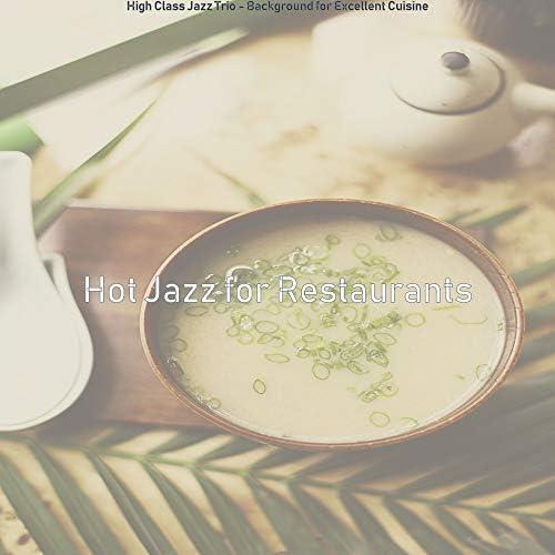 Hot Jazz for Restaurants