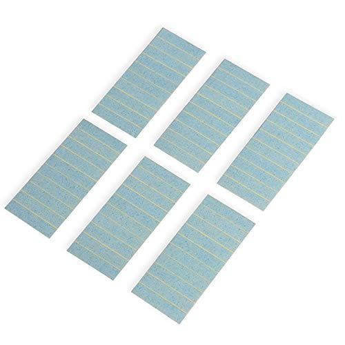 Rinboool Hair Extensions Tape Tabs 4 cm x 0.8 cm Double Sided Waterproof Bonding Replacement Tape For Tape In Hair...