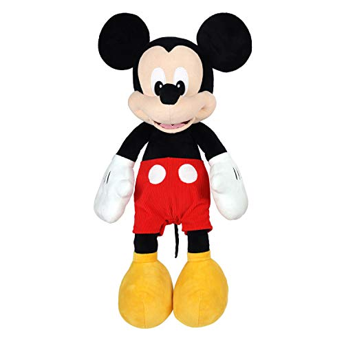 Disney Junior Mickey Mouse Jumbo 25-Inch Plush Mickey Mouse