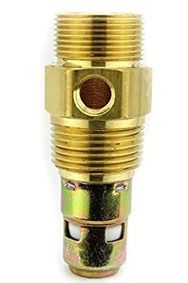 "New In tank Check valve for air compressor 3/4"" comp x 3/4"" mpt from Conrader"