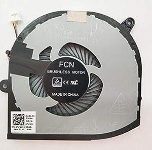 New for DELL XPS 15 9560 Precision 5520 XPS15 9570 M5530 GPU Fan 0TK9J1