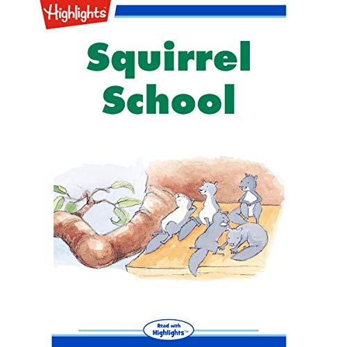 Squirrel School copertina