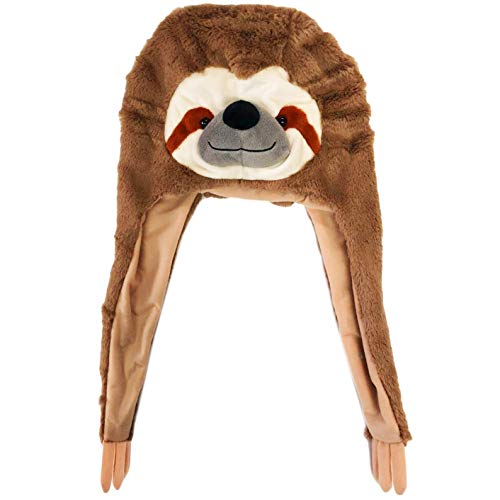 Top sloth hat costume for 2020