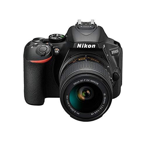 Nikon D5600 + AF-P 18-55 VR DSLR Camera,Black + SanDisk Extreme PRO 32 GB...
