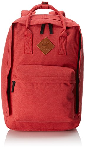 Vans Icono Square, Women's Backpack, Red (Lollipop), One Size