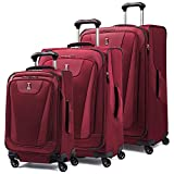 Travelpro Maxlite 4-Softside Expandable Luggage with Spinner Wheels,...
