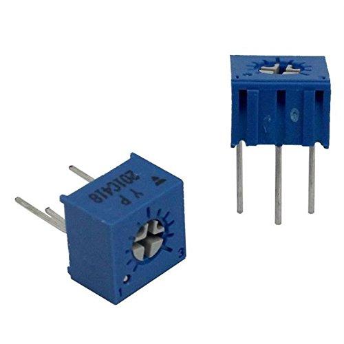 10x Ceramica Condensatore rad 2,5nF 250V AC ; WY0252MCMKF0K ; 2500pF