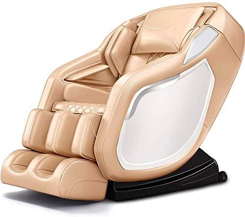 Presidente de masaje Lujo silla de masaje eléctrico completamente automático Completo Cuerpo gravedad cero de múltiples funciones de sillones de masaje Cabina Sofá Silla de oficina Masaje profesional