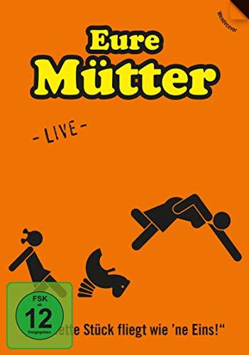 Eure Mütter: Das fette Stück fliegt wie 'ne Eins! - Live [Alemania] [DVD]