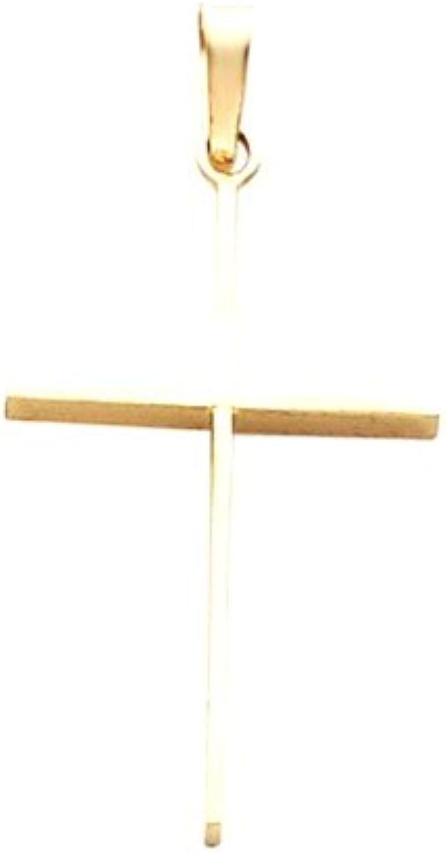 GelbGold 14 K Kreuz Anhänger B06ZZ12836 B06ZZ12836 B06ZZ12836 6241a2