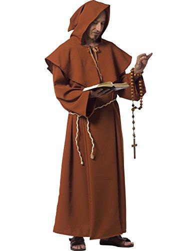 Stamco Disfraz Fraile Capuchino
