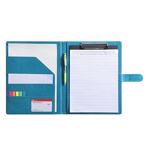 Resume Folder Clipboard Holder Letter Size A4 Legal Pad, Portfolio Pad...
