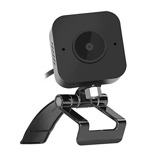 Syczdsxt 8 megapíxeles de enfoque automático de webcam, Webcam 1080P Web Cam USB HD vídeo de pantalla ancha, for videollamadas de grabación for juegos de conferencia, portátil o de escritorio Webcam w