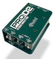 【 並行輸入品 】 Radial ProD2 Passive 2 Channel Direct Box