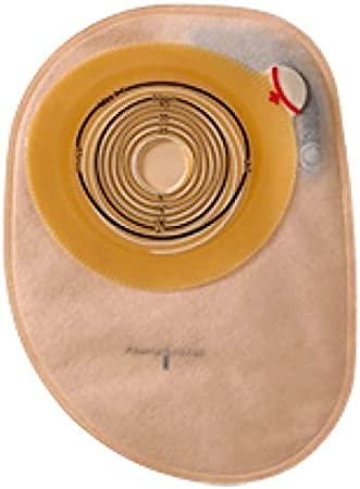 Bolsas ostomía Coloplast Alterna 30 Unidades Sistema de 1 pieza cerrada cortadas a medida tamaño mediano para colostomia ileostomia ostomia estoma