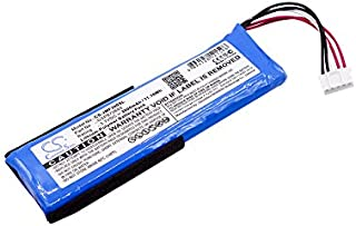 Cameron Sino 3000mAh Replacement Battery Compatible with JBL Flip 3