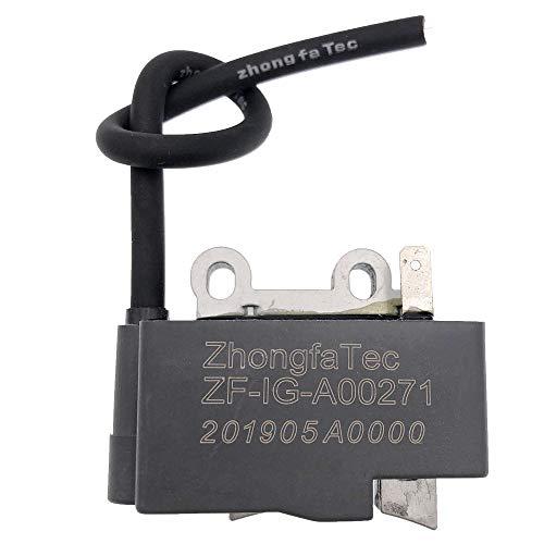 Fangfang Zündspule A411000290 Fit for Echo Laubsauger PB-255LN PB-251 ZF-IG-A00271 ersetzen