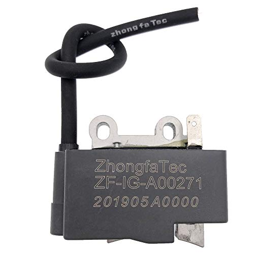 Rumors Zündspule A411000290 Fit for Echo Laubsauger PB-255LN PB-251 ZF-IG-A00271 ersetzen