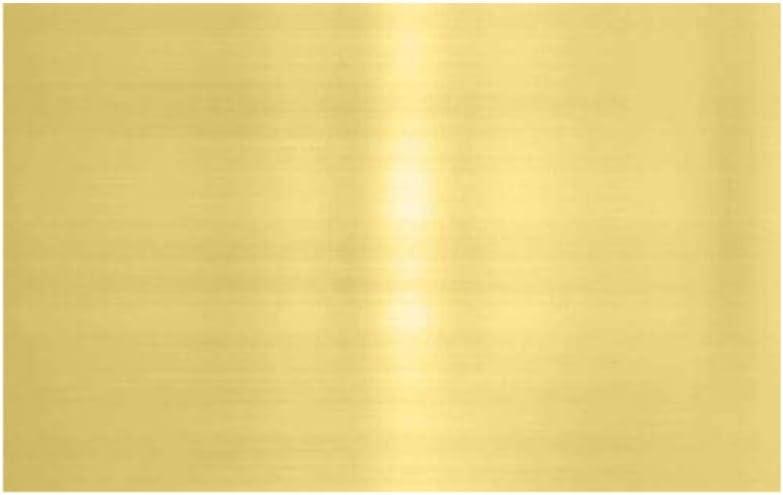 JIZHU Brass Metal Sheet Popular Rare standard Copper Plate Thin H62