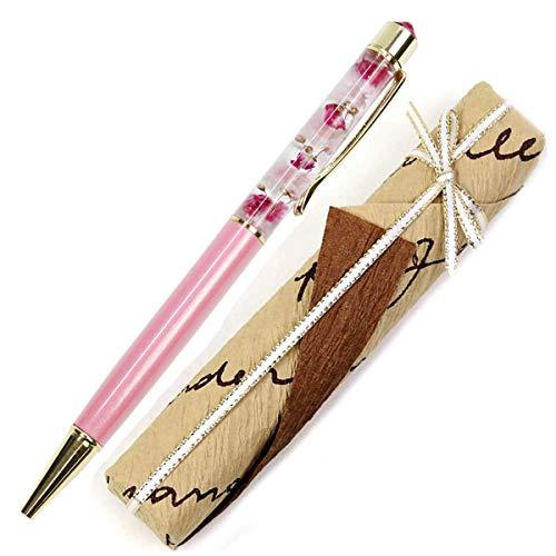 【ギフトラッピング済み】 ハーバリウムボールペン スワロフスキー ボールペン 名入れ 誕生石 イメージ ハーバリウム ペン かわいい ギフト 誕生日 花 プリザーブドフラワー 卒業 記念 プレゼント 女性 Aliceflower 眠れる森の美女 母の日